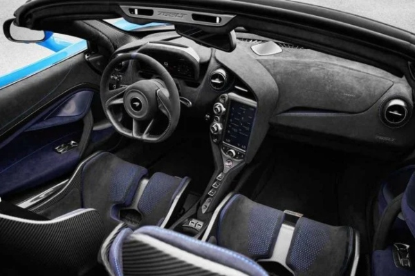 McLaren predstavlja svoj najmoćniji kabriolet do sada