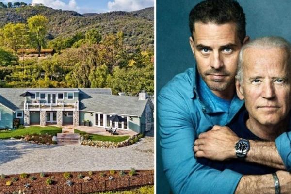 Zavirite u vilu Hantera Bajdena – kontroverznog sina američkog predsednika