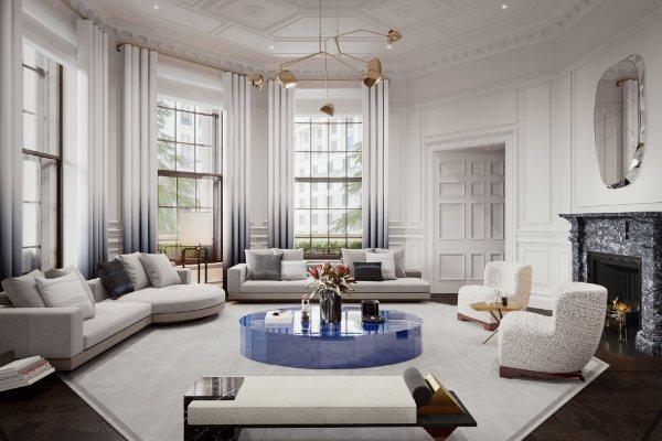 Sedište Winstona Churchilla pretvara se u luksuzne kuće i hotel