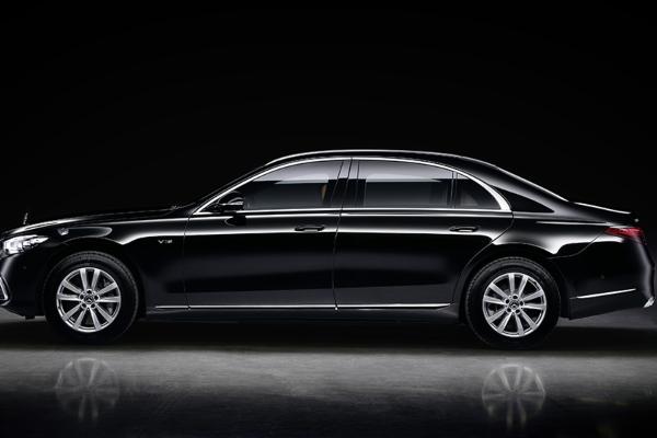 Samo za predsednike i oligarhe - najbezbedniji Mercedes-Benz S-Class ikada