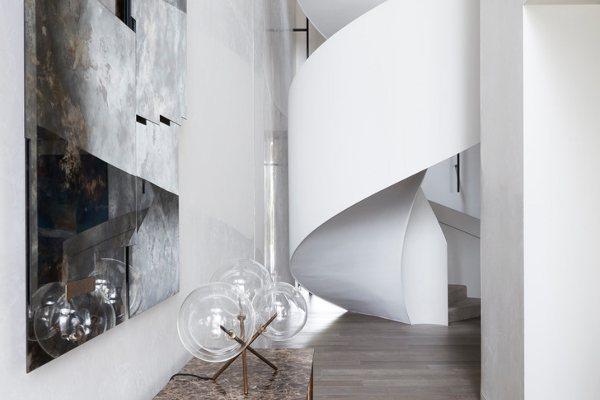 Pogledajte enterijer elegantne gradske kuće u Melburnu
