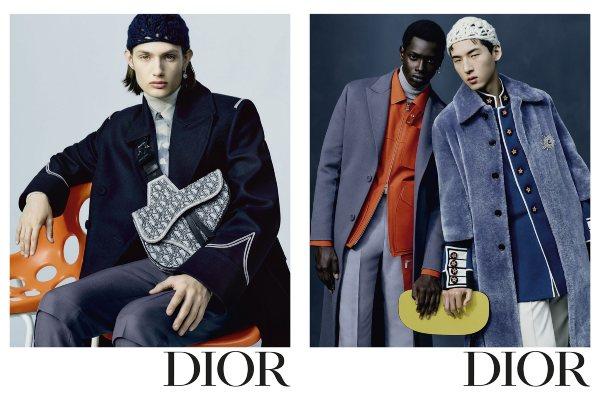 Dior Men nudi elegantne stajlinge u kampanji jesen '21