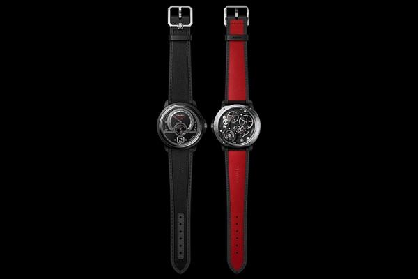Chanel predstavlja časovnik za istinske ljubitelje brzine