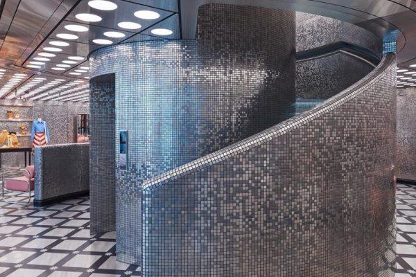 Novi vodeći butik brenda Gucci u Seulu