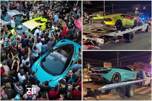 Policija zaplenila 4 automobila slavnog influensera