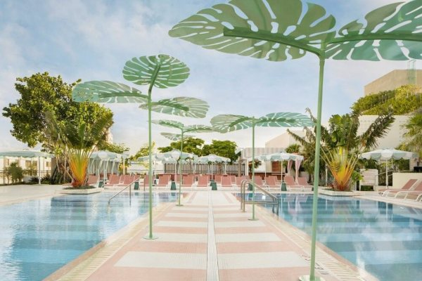 """Hotel """"Goodtime"""" u Majamiju izgleda kao da je došao iz filma Vesa Andersona"""