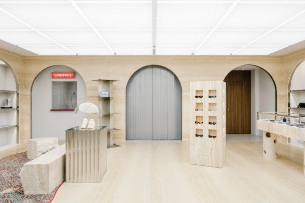 Nova vodeća prodavnica Off-White u Parizu se ističe svojim ultra modernim dizajnom
