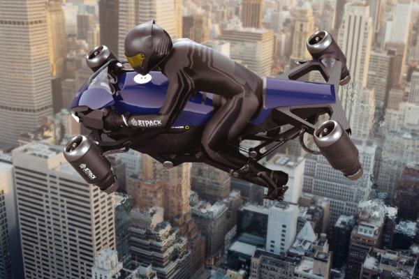 Verovali ili ne – leteći automobili su već passé