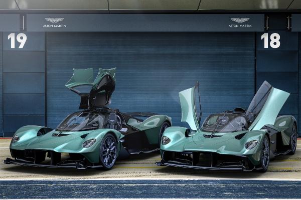 Nova igračka za milijardere: Aston Martin Valkyrie Spider