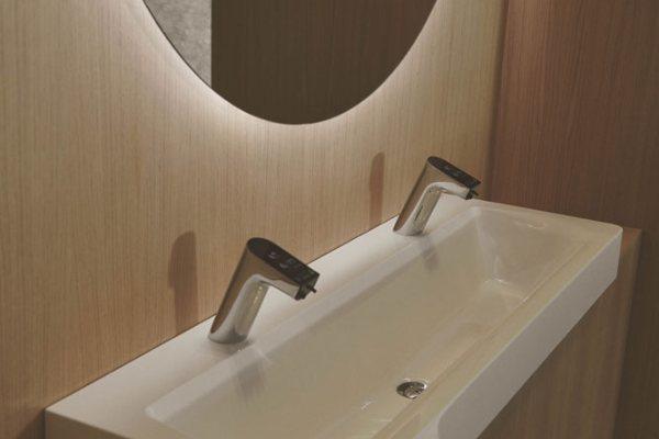 Pametna slavina za mešanje vode i sapuna