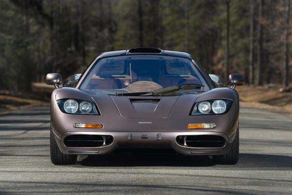 Najskuplji automobil godine - McLaren F1