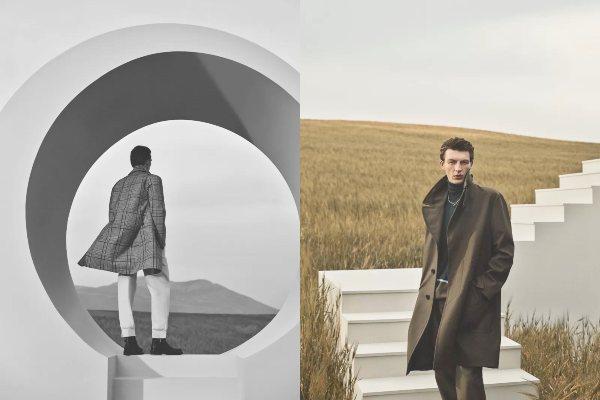 """Osetite """"lakoću prirode"""" u novoj jesenjoj Hermes kampanji"""