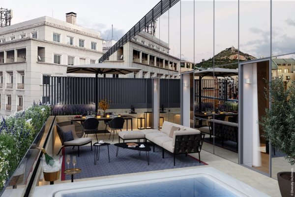 Hotel sa pet zvezdica Xenodocheio Milos otvara se u Atini ovog oktorba