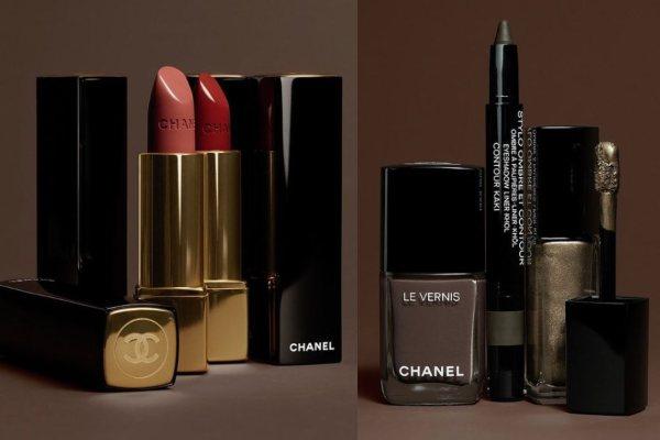 Vitoria Cereti u novoj jesenjoj kampanji Chanel Beauty jesen/zima 2021