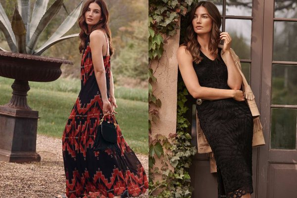Džoan Smals i Lili Oldridž su zvezde nove jesenje kampanje Lauren Ralph Lauren