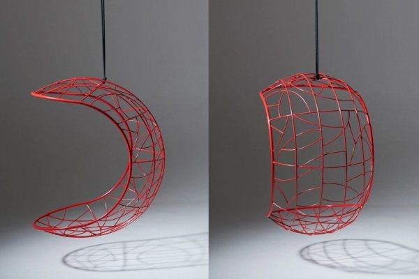Viseće stolice od nerđajućeg čelika koje će uneti osećaj topline u svaki dom