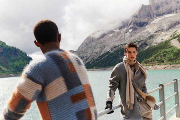 Emiliano, Fabio & Hugo u novoj Giorgio Armani jesenjoj kampanji