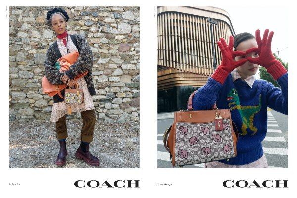 Brend Coach predstavlja Rouge Bag kampanju