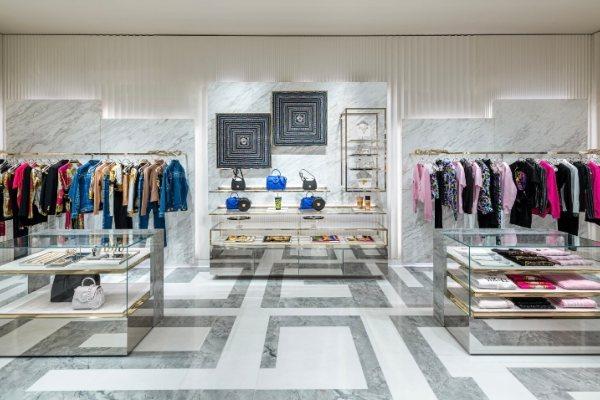 Zavirite u novi butik brenda Versace u Njujorku