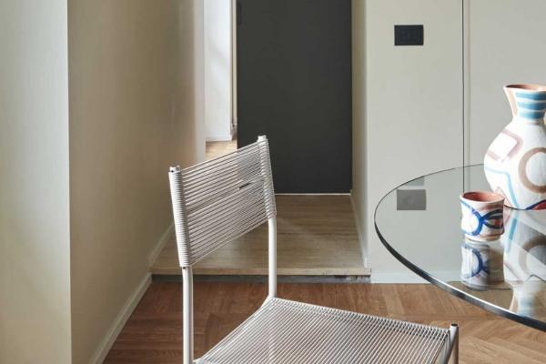 Dva stana transformisana u jedan moderni milanski dom