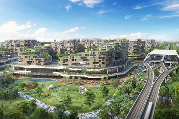 Singapur gradi svoj pametni grad