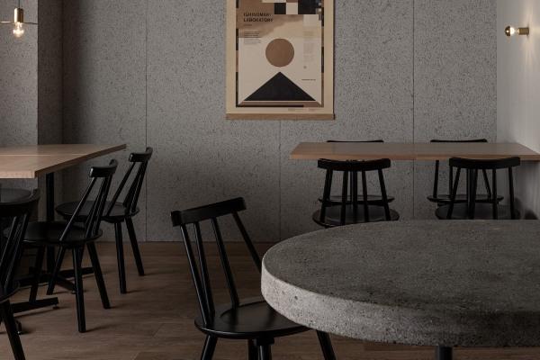 Besprekorni i mistični enterijer japanskog restorana
