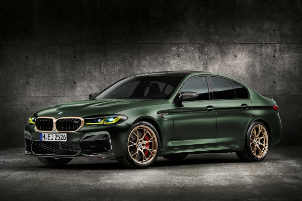 Daleko moćniji i lakši BMW M5 CS