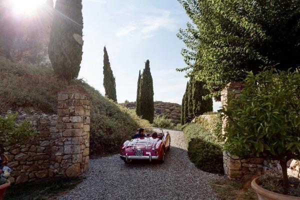 Iskusite italijanski La Dolce Vita u Castello di Vicarello hotelu