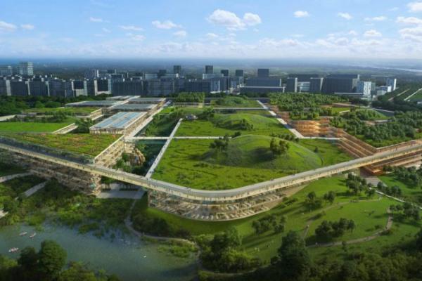 Zavirite u kineski naučni grad budućnosti