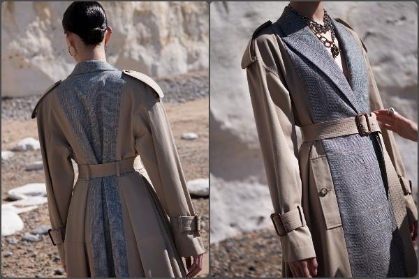 Lepota tradicionalnih krojeva u novoj Alexander McQueen kampanji