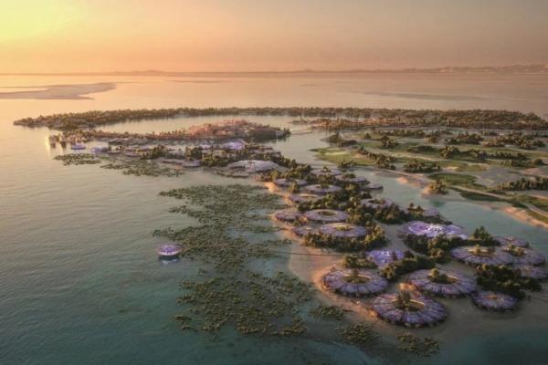 Zašto je Saudijska Arabija prava oaza iz budućnosti