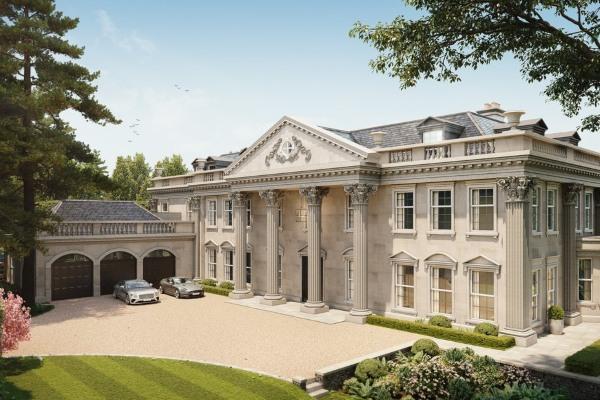 Najluksuznija i najlepša vila Velike Britanije