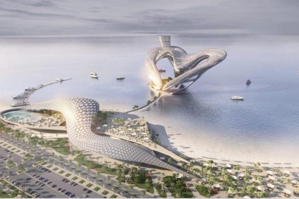 Dubai dobija novo srce