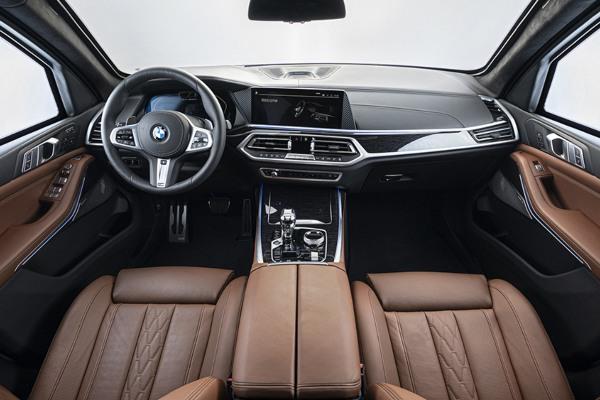 Prvi blindirani BMW X7 - neverovatna doza luksuza
