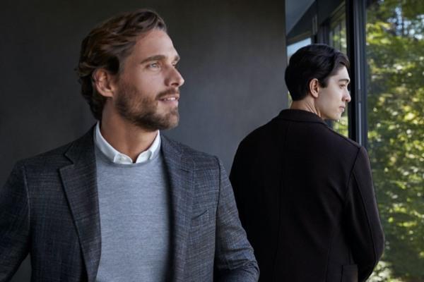 Za muškarce koji su spremni za sve: nova Canali kolekcija