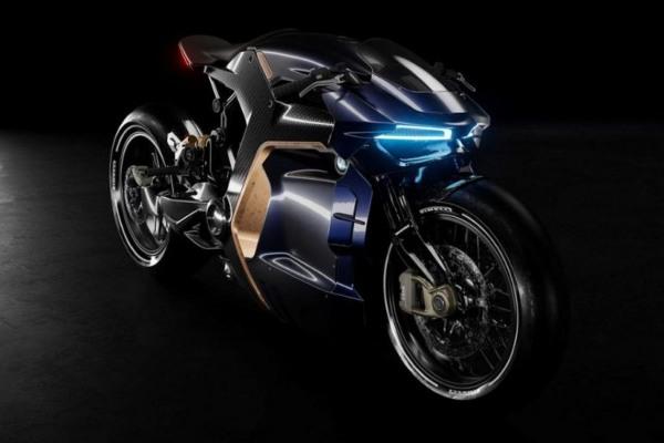 BMW motocikl budućnosti