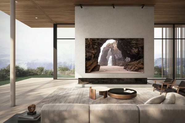 Samsung lansira televizor od 156.000 dolara