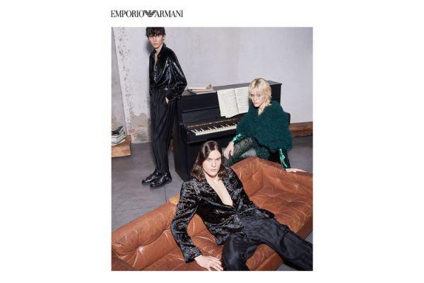 Savršena kombinacija ležerne i elegantne estetike u novoj Emporio Armani kampanji
