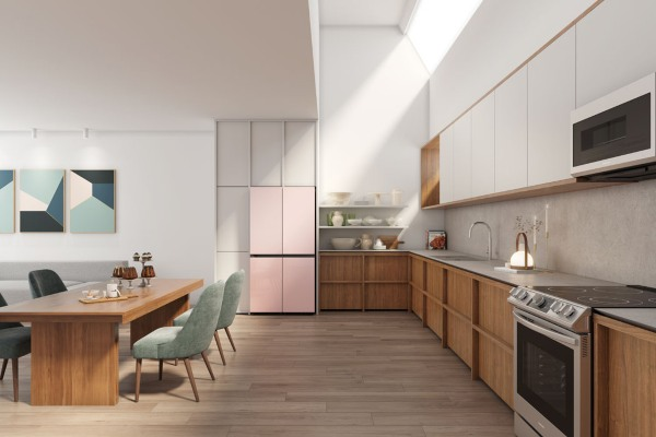 Novi Samsung frižider podiže dizajn kuhinje na sasvim novi nivo