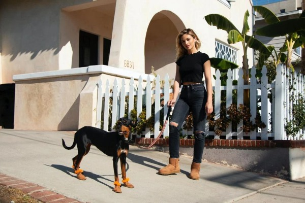 Za stilske šetnje i po snegu: UGG čizmice za vaše pse