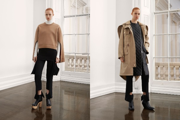 Kombinacija utilitarizma i visoke mode u novoj Burberry kolekciji