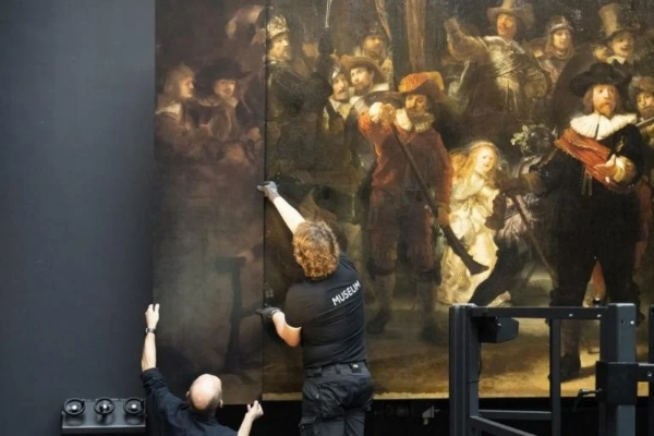 Neverovatno otkriće: slika koja je pala sa zida zapravo je neprocenjivo umetničko delo