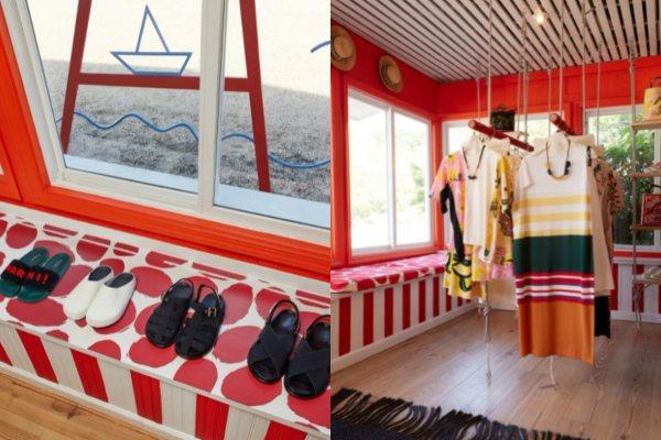 """Kolekcija Marni Marine """"oblači"""" hotel Sunset Beach u Njujorku"""