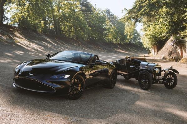 Najstariji Aston Martin obeležava svoj stoti rođendan