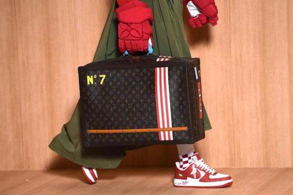 Louis Vuitton x Nike Air Force 1: Novi kralj patika