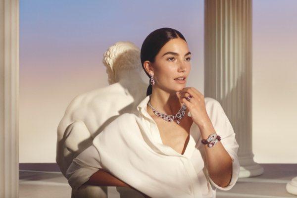 """Bvlgari """"Magnifica""""- nova kampanja posvećenu luksuznom nakitu"""