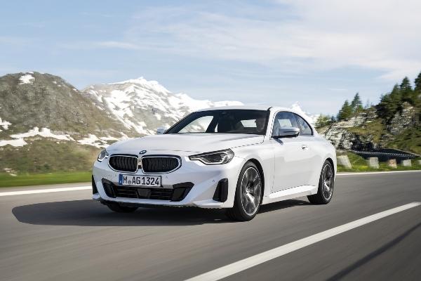 2022 BMW 2-Series Coupe spreman da osvoji svet