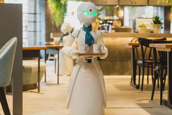 Budućnost je stigla - a ovaj japanski kafe to i dokazuje