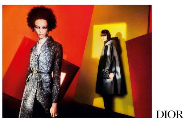 Dramatična Dior kampanja Fall/Winter 2021