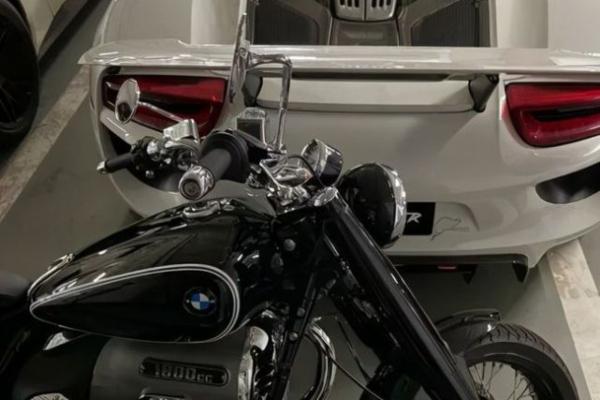 Besna žena svojim BMW-om uništila par skupocenih egzotika